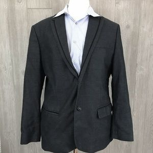 Guess jeans suit jacket with cording size xl